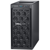 "Dell PowerEdge T140 E-2224/4x3.5""/16GB/1TB-SATA/DVDRW/H330/iDRAC9Basic"