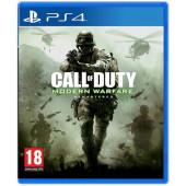 GAME PS4 igra Call of Duty: Modern Warfare Remastered Standalone