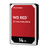 "Western Digital WD Red NAS Hard Drive 3.5"" 14000 GB SATA"