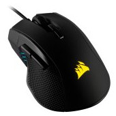 CORSAIR IRONCLAW RGB, FPS/MOBA Gaming Mouse, Black, Backlit RGB LED, 18000 DPI, Optical (EU Version)