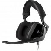 CORSAIR VOID ELITE SURROUND Premium Gaming Headset with 7.1 Surround Sound, Carbon (EU Version)