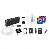 Thermaltake Pacific C240 DDC Soft Tube Water Cooling Kit, water cooling