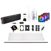 Thermaltake Pacific C360 DDC Hard Tube Water Cooling Kit, water cooling