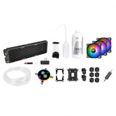 Thermaltake Pacific C360 DDC Soft Tube Water Cooling Kit, water cooling