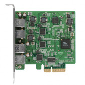 Highpoint RocketU 1144D PCIe  adapter USB 3.0 Interno