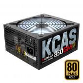 PSU Aerocool KCAS 850GM, 850W / RGB READY / semi-modular