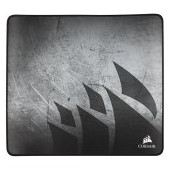 CORSAIR MM350 Premium Anti-Fray Cloth Gaming Mouse Pad – X-Large (450mm x 400mm x 5mm)