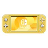 """Nintendo Switch Lite prijenosna igraća konzola Žuto 14 cm (5.5"""") Ekran osjetljiv na dodir 32 GB Wi-Fi"""