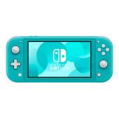 """Nintendo Switch Lite prijenosna igraća konzola Tirkizno 14 cm (5.5"""") Ekran osjetljiv na dodir 32 GB Wi-Fi"""