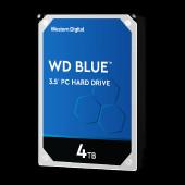 WD Blue 4TB SATA 6Gb/s HDD internal 3,5inch serial