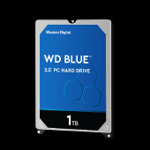 WD Blue Mobile 1TB HDD 5400rpm SATA serial ATA 6Gb