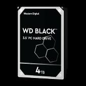 WD Desktop Black 4TB HDD 7200rpm 6Gb/s serial ATA