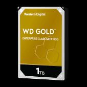 WD Gold 1TB HDD 7200rpm 6Gb/s serial ATA sATA 128M