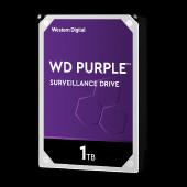 WD Purple 1TB SATA 6Gb/s CE HDD 3.5inch internal 5
