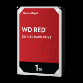 WD Red 1TB SATA 6Gb/s 64MB Cache Internal 8,9cm 3,