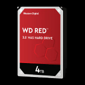 WD Red 4TB SATA 6Gb/s 256MB Cache Internal 8.9cm 3