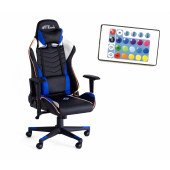 BYTEZONE Winner Gaming chair with LED lights