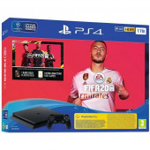 GAM SONY PS4 1TB F chassis + FIFA 20 +FUT 20 VCH + PS Plus 14 Days