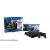 GAM SONY PS4 Pro 1TB + dod. kontoler + God of War 3 + Horizon Zero
