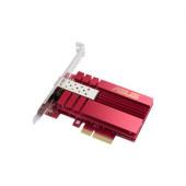 ASUS XG-C100F SFP +, LAN adapter