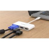 D-Link USB-C Hub 3 u 1 DUB-V310