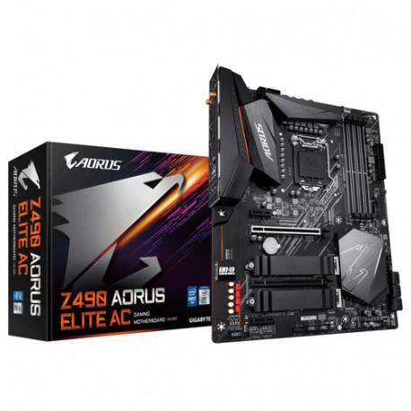 Gigabyte Z490 AORUS ELITE AC matična ploča LGA 1200 ATX Intel Z490