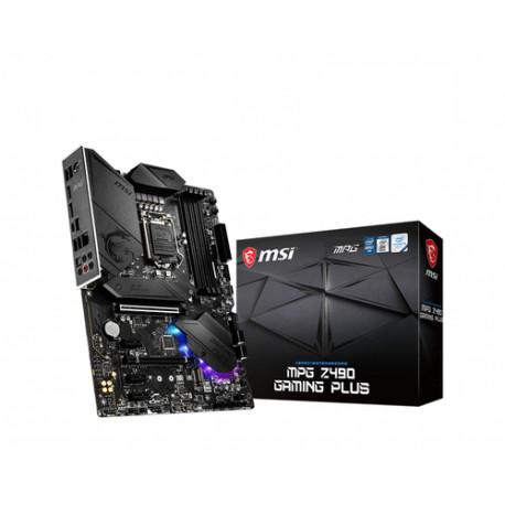 MSI MPG Z490 GAMING PLUS matična ploča LGA 1200