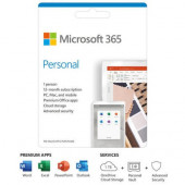 MS 365 Personal EuroZone Subscr 1YR (EN)