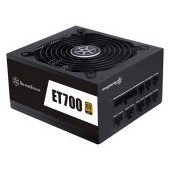 SilverStone Strider Essential Series, 700W 80 Plus Gold ATX PC Power Supply, Low Noise 135mm, 100% m
