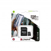 Kingston MicroSDXC Class10 256GB