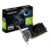 Gigabyte GeForce GT710 1GB DDR5/64-bit, PCIe, Dual-Link DVI-I/HDMI, Low profile (GV-N710D5-1GL)
