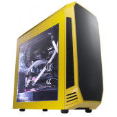 BitFenix Aegis Midi Tower Black, Yellow
