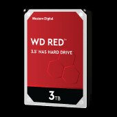 WD Red 3TB SATA 6Gb/s 256MB Cache Internal 8.9cm 3