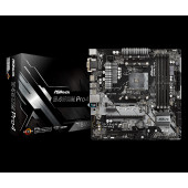 ASRock Main Board Desktop B450M PRO4