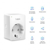 TP-Link Tapo P100 Mini Smart Wi-Fi Alexa & Google