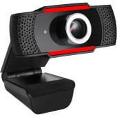 Adesso CyberTrack H3 720p HD web kamera, crna