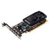 PNY NVIDIA Quadro P620 V2 GDDR5 2GB/128bit, 512 CUDA Cores, PCI-E 3.0 x16, 4xminiDP, Cooler, Single
