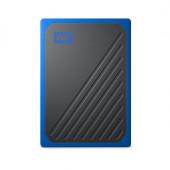 Vanjski prijenosni SSD WD My Passport™ Go Cobalt 500GB (plava boja)