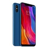 Xiaomi Mi 8 Dual Sim 6GB RAM 64GB - Blue EU