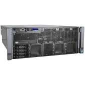 Refurbished Server Rack Dell PowerEdge R910 4xE7-8837 64GB 4x2,5' 3xPSU