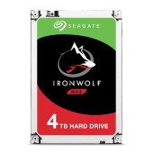 SEAGATE NAS HDD 4TB IronWolf 5900rpm 6Gb/s SATA 64