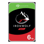 SEAGATE NAS HDD 6TB IronWolf 7200rpm 6Gb/s SATA 25
