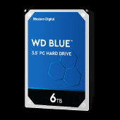 WD Blue 6TB SATA 6Gb/s HDD internal 3.5inch serial