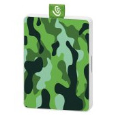 SEAGATE SSD External One Touch Special Edition (2.5'/500GB/ USB 3.0) Military Green (Adobe Creative