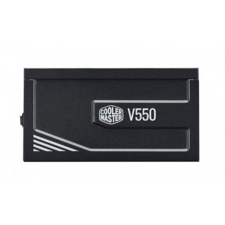 Cooler Master V550 Gold jedinica za napajanje 550 W 24-pin ATX ATX Crno