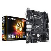 GIGABYTE Main Board Desktop H310 (S1151, 2xDDR4, HDMI, VGA, 1xPCIex16, 2xPCIex1, ALC887, Realtek 811