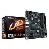 GIGABYTE Mainboard Desktop B460 (S1200, 4xDDR4, HDMI, DVI-D, VGA, 1xPCIex16, 2xPCIex1, ALC887, 8118