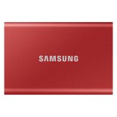 Samsung SSD T7  External 1TB, USB 3.2, 1050/1000 MB/s, included USB Type C-to-C and Type C-to-A cabl