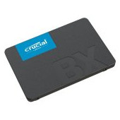 "CRUCIAL BX500 2TB SSD, 2.5"" 7mm, SATA 6 Gb/s, Read/Write: 540 / 500 MB/s"