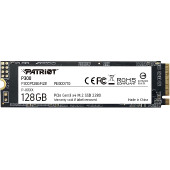Patriot SSD P300 R1600/W600, 128GB, M.2 NVMe